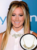 Celeb-Worthy Bling for a Bargain | Ashley Tisdale