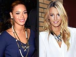 Star Trends Worth Trying | Beyonce Knowles, Blake Lively
