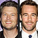 Smooch! Stars&#39; First Kisses | Blake Shelton, James Van Der Beek