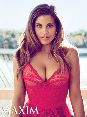 Danielle Fishel in Maxim Talks About Fiance Tim Belusko