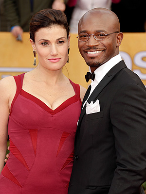 Taye Diggs: 'It Was Easy for People to Root for' Me and Idina Menzel