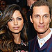 Camila and Matthew McConaughey's Kids Get to Eat 'Whatever They Want on Fridays'