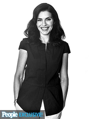 Julianna Margulies Speaks Out About Anthony Weiner Scandal