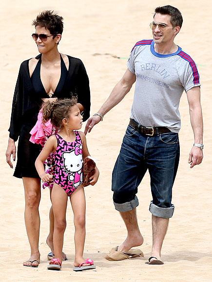 Halle, Olivier & Nahla's Family Fun