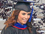 Eva Longoria Graduated in Real Life? Yes!