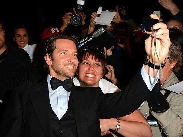 Bradley Cooper Celebrates Birthday in Palm Springs