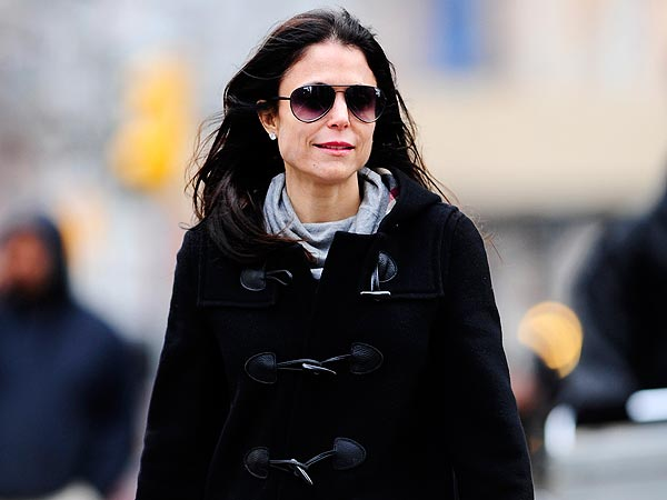 Bethenny Frankel's 'Happy' Night Out in N.Y.C.