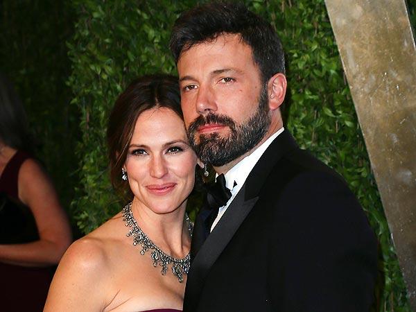 Ben Affleck ve Jennifer Garner