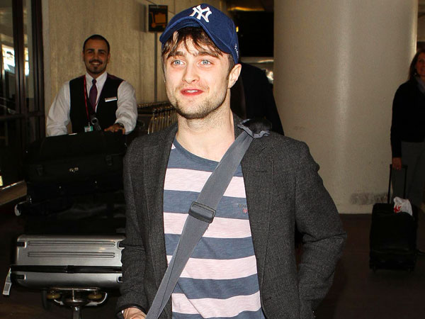 Daniel Radcliffe Dances to Nelly in West Hollywood