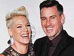 Pink's Outing: Brussels Sprouts, Wine & Husband Carey Hart | Carey Hart, Pink
