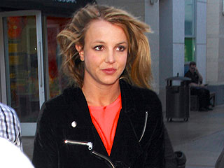 Britney Spears & New Boyfriend 'Seem Happy' in Las Vegas | Britney Spears