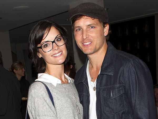 Peter Facinelli & Jaimie Alexander's Puppy Love