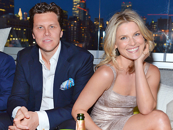 Ali Larter, Husband, Champagne Party