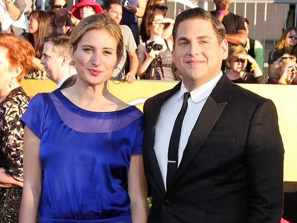 Jonah Hill Married Jonah Hill Spotted Smooching