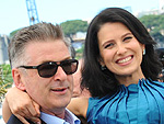 Stars Light Up the Cannes Film Festival | Alec Baldwin, Hilaria Thomas