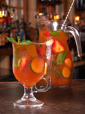 Memorial Day Recipes: Triple Bow Punch