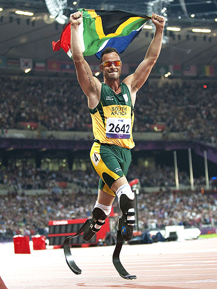 Oscar Pistorius's Shocking Fall from Grace in 5 Clicks