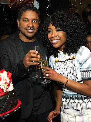 Brandy Says Her Engagement Proposal Was a 'Spontaneous Thing'