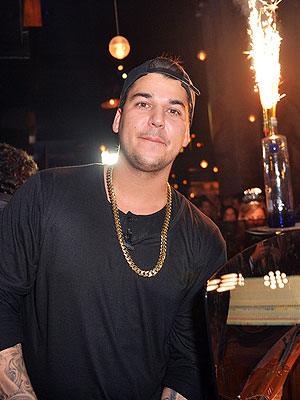 Rob Kardashian: I'll Wait for Marriage Before Baby