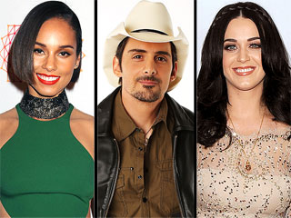 Alicia Keys, Brad Paisley, Katy Perry & More Set for Kids&#39; Inaugural Concert