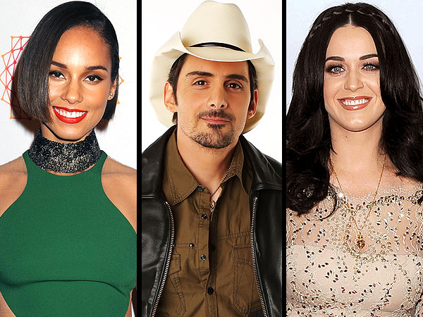 Alicia Keys, Brad Paisley, Katy Perry & More Set for Kids' Inaugural Concert