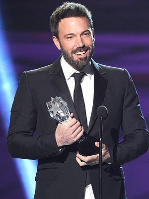 Ben Affleck Wins Critics Choice Best Director, Thanks the Academy That Snubbed Him