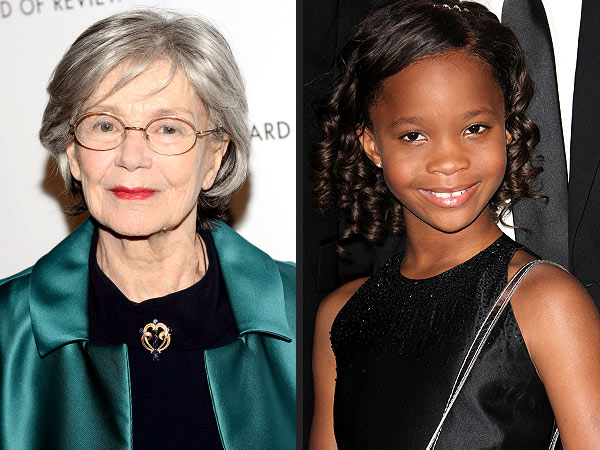 Emmanuelle Riva, Quvenzhané Wallis: Differences Between the Actresses