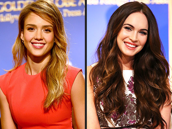 Golden Globe Awards: Megan Fox, Jessica Alba to Be Presenters