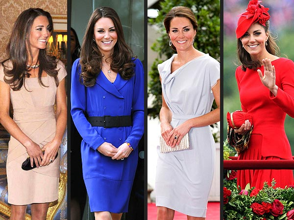 Kate's Fashion Analyzed By 'Vogue'