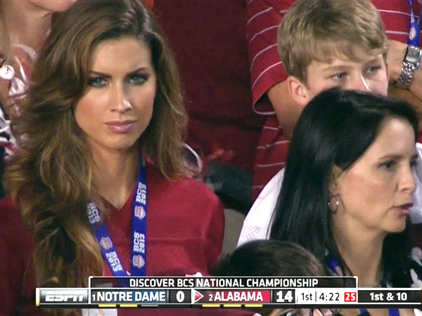 Miss Alabama Katherine Webb Declines Apology
