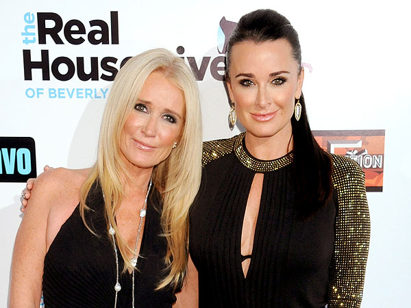 Kim & Kyle Richards Are in the 'Best Place We've Been Since We Were Little Girls'