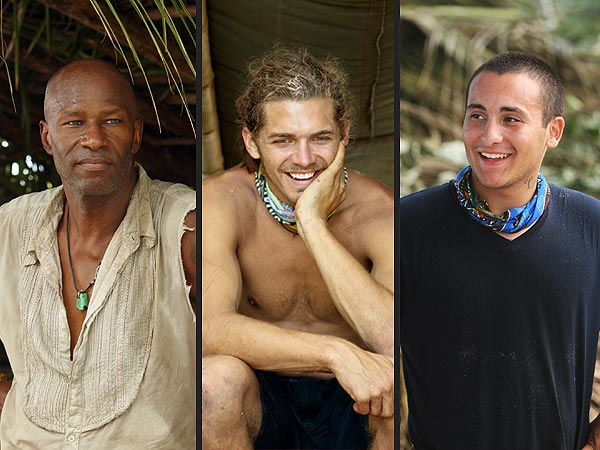 Survivor: Caramoan - Fans vs. Favorites Cast Talks Strategy