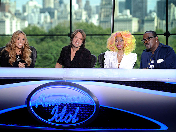 Nicki Minaj, Mariah Carey, Keith Urban Should Try Harder - American Idol Review