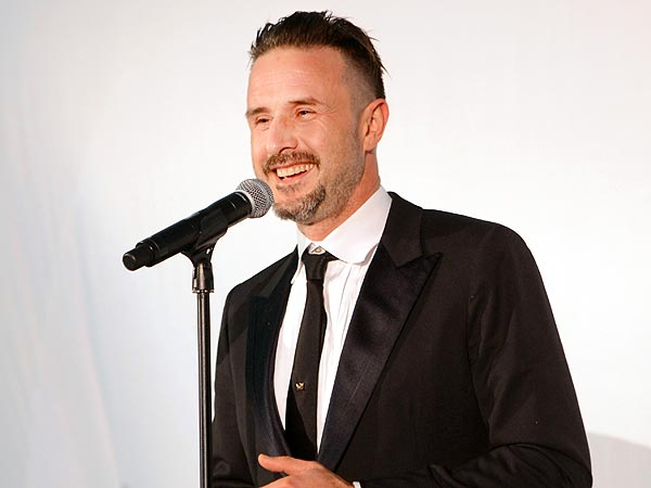 David Arquette: Courteney Cox Is Incredible and I Love Her