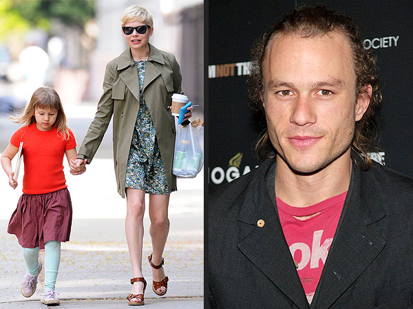 Heath Ledger's Parents Have a 'Wonderful Relationship' with Michelle Williams