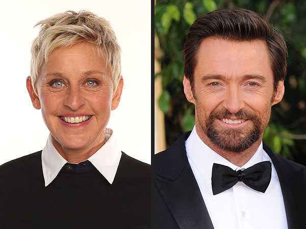 The Tweet Sheet: Hugh Jackman's Cuddly Date Pic & More Twitter Finds