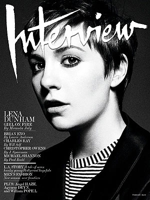 Lena Dunham: Wins Golden Globe, Says Boyfriend Jack Antonoff Is 'Someone Great'