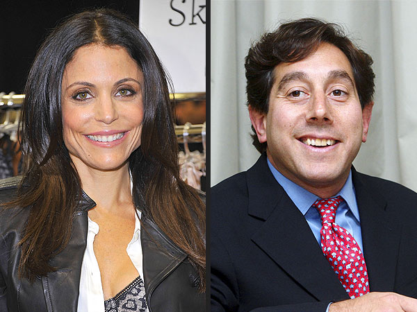 Bethenny Frankel Dating Warren Lichtenstein?