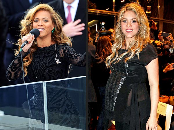 Beyoncé's Lip-Synching Makes Readers Angry, But Shakira's Baby Gets Smiles