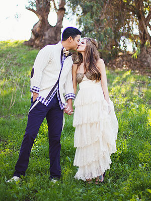 Daniele Donato and Dominic Briones of Big Brother Marry