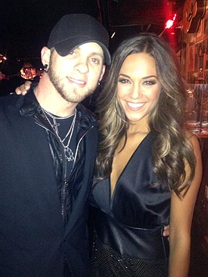 Brantley Gilbert and Jana Kramer Are Engaged