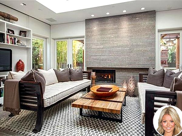 Kelly Ripa and Mark Consuelos's N.Y.C. penthouse
