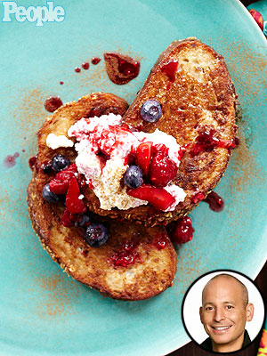 Harley Pasternak Shares His Healthy French Toast Recipe