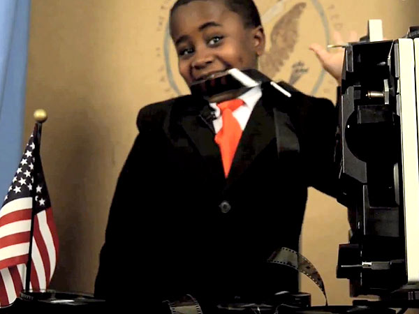 &#39;Kid President&#39; Has a Pep Talk for the World