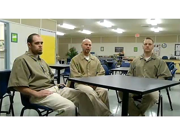 Prison Inmates Save Three Boys from Drowning