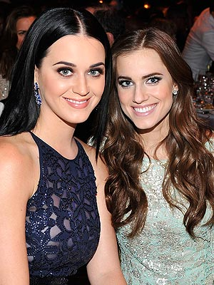 Katy Perry Grammy Date Is Allison Williams, Not John Mayer