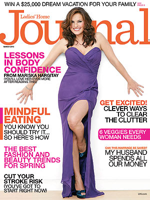 Mariska Hargitay Loves Her Curves from Motherhood