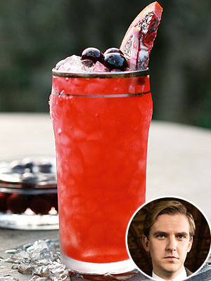 Downton Abbey-Inspired Cocktail Is Perfect Way to Toast the Crawleys