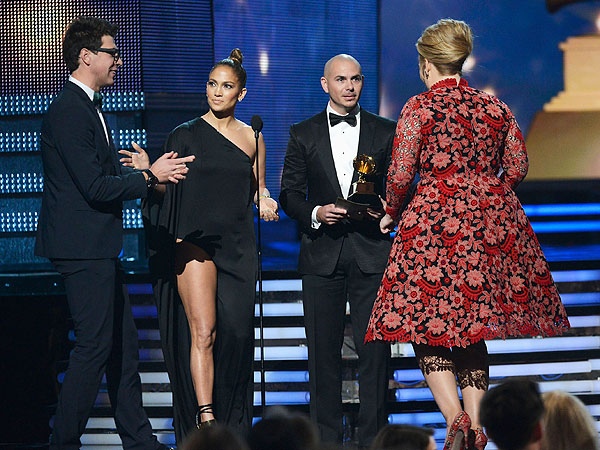 Jennifer Lopez Blocks Grammy Crasher Who Ends Up in Jail