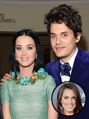 Grammys - Katy Perry, Allison Williams Party